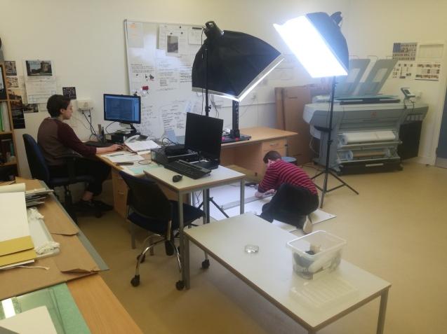 Chris - Team Riskato (at work)