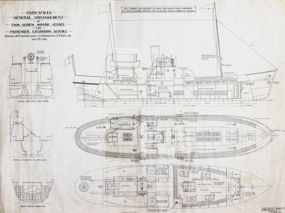 DDCO-5-1-645 Yorkshire Belle (1938)