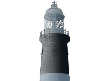 Ai3D Maritime - Spurn Lighthouse