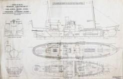 DDCO-5-1-645 Yorkshire Belle (1938) DISPLAY