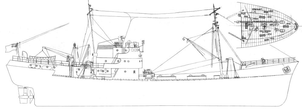 BIGDRAW Arctic Corsair