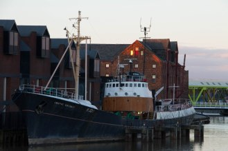 (Arctic Corsair) image courtesy of Clive Dennison (78)