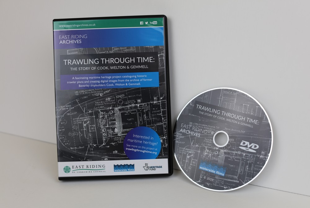 4.TrawlingThroughTime DVD